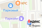Схема проезда до компании Картинка в Москве