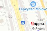 Схема проезда до компании Столичные окна в Донецке