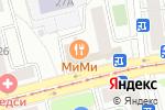 Схема проезда до компании RU-салют в Москве