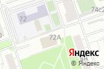 Схема проезда до компании Адвентурика в Москве
