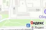 Схема проезда до компании Делочёт в Москве
