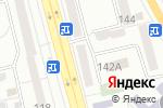 Схема проезда до компании Изуми, салон красоты в Донецке