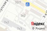 Схема проезда до компании Уголовно-исполнительная инспекция Управления ФСИН России по г. Москве в Москве