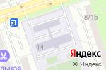 Схема проезда до компании Средняя общеобразовательная школа №1269 в Москве