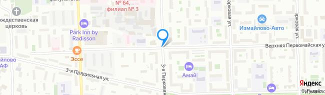 улица Парковая 3-я