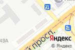 Схема проезда до компании Горячая вкуснятина из Тандыра в Донецке