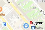 Схема проезда до компании Центр детского творчества г. Новороссийска в Новороссийске