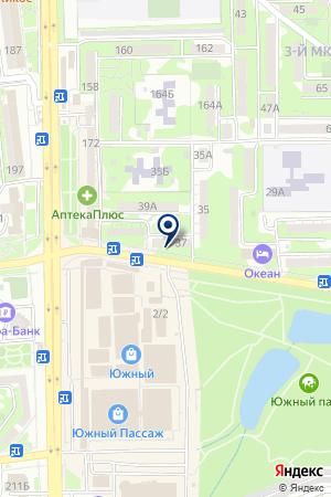 САЛОН ОКОН НОВЫЙ СТИЛЬ ДЛЯ ВАС на карте Новороссийска