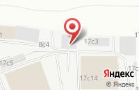 Схема проезда до компании Компания Гарантий в Москве