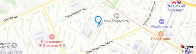 улица Новокузьминская 12-я