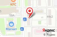 Схема проезда до компании AtelieStil в Подольске