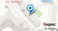 Компания Инком-Аудит на карте