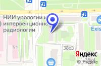 Схема проезда до компании ФАРМАЦЕВТИЧЕСКАЯ ФИРМА АСАП ФАРМ в Москве