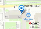 Союз строительных компаний г. Новороссийска на карте