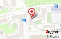 Схема проезда до компании Сити-Паркинг в Москве