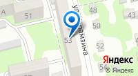 Компания Эвакуатор №1 на карте