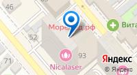 Компания Дрёма на карте