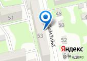 Новороссийская транспортная компания на карте