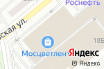Схема проезда до компании SharParty в Москве