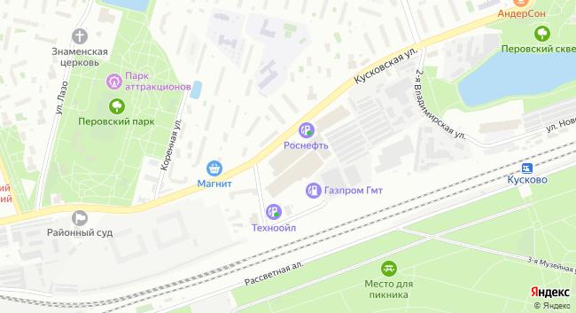 Бизнес-центр «Кусково» - превью 2