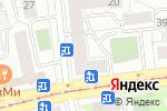 Схема проезда до компании БАХУС в Москве