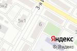 Схема проезда до компании Mbcar в Москве