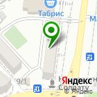 Местоположение компании ТЭК ЛогикТранс