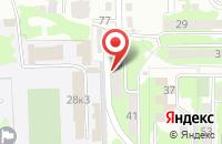 Схема проезда до компании Издательская Компания Омега в Новороссийске