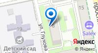 Компания Scarlet на карте