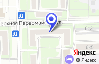 Схема проезда до компании ТФ НЬЮ-КОМ ТЕХНОЛОДЖИС в Москве