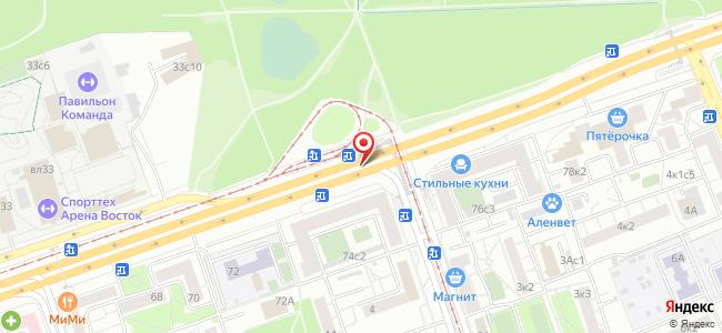 3-я Владимирская (шоссе Энтузиастов)