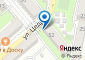 Краевой медицинский центр профэкспертиз на карте