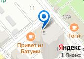 ВТС-терминал на карте