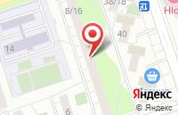 Схема проезда до компании Адамант Плюс в Москве