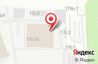 Схема проезда до компании Мегапласт в Москве