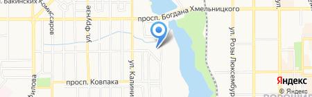 IDMedia Ltd на карте Донецка