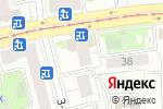 Схема проезда до компании SweetSleep в Москве