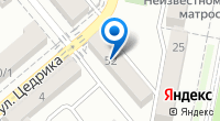 Компания Краевой медицинский центр профэкспертиз на карте