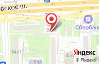 Схема проезда до компании Сходненский Печатный Двор в Москве