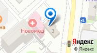 Компания Ампер на карте