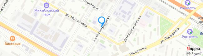 улица Институтская 3-я