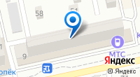 Компания Электроника Плюс на карте