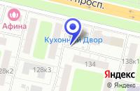Схема проезда до компании МЕБЕЛЬНЫЙ МАГАЗИН ВЕРНИСАЖ-2000 в Москве
