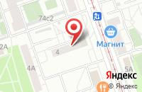 Схема проезда до компании Эстейдгрупп в Москве