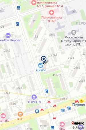 ВЕТЕРИНАРНАЯ АПТЕКА БАЙМЕТ на карте Москвы