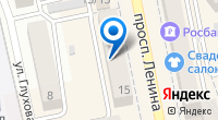 Компания Atelier Anjelica на карте