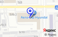 Схема проезда до компании МЕБЕЛЬНАЯ КОМПАНИЯ СПУТНИК СТИЛЬ в Москве