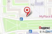 Схема проезда до компании Байкалспецстрой в Москве