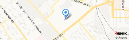 Детский сад №353 на карте Донецка
