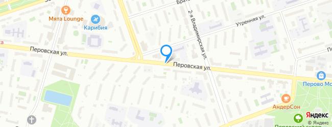 Перовская улица